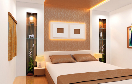 Gold-Bed-room